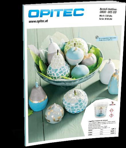 Opitec Herbstprospekt 2019-2021 - DIY - Basteln - Werken - Kreativität - Neue Produkte und Ideen