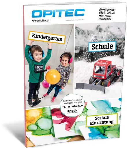Faschings-Prospekt für Schulen, Kindergärten & soziale Einrichtungen